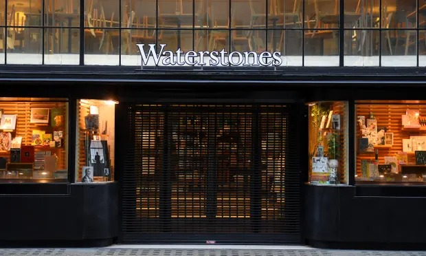 Waterstones says paying furloughed staff minimum wage 'would not be prudent'