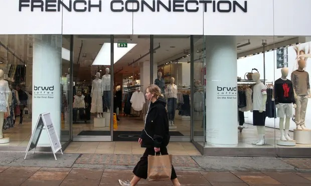 French Connection receives two takeover approaches as shares surge