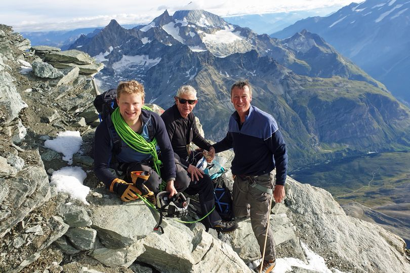 Incredible bucket list of brave dad given 2 years to live as he travels world
