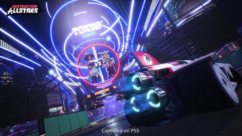 PS5 exclusive Destruction AllStars is the next generation of car crashing